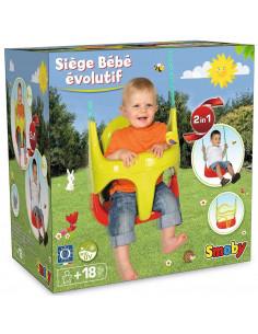 Leagan pentru copii Smoby 2 in 1