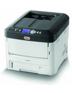 Imprimanta OKI C712N Laser Color, A4, Retea
