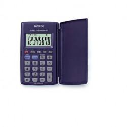 Calculator de buzunar Casio HL-820VER, 8 digits, cu etui