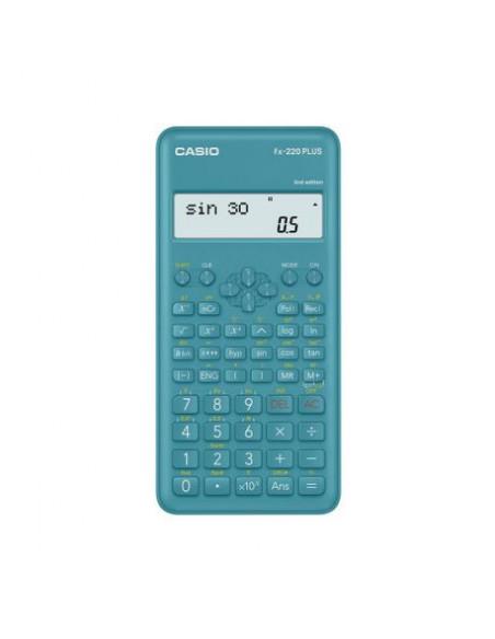 Calculator stiintific Casio FX-220 Plus, 181 functii, albastru