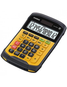 Calculator de birou Casio, rezistent la apa si praf, 12 digits