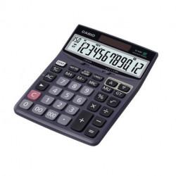Calculator de birou Casio DJ-120D, 12 digits, negru