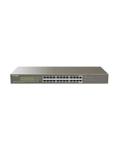 IP-COM 24-Port Gigabit Ethernet Switch with 24-Port PoE