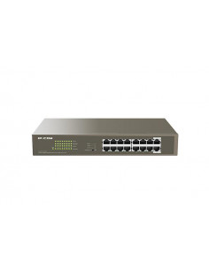 IP-COM 16-Port Gigabit Switch PoE G1116P-16-150W Interface: 16