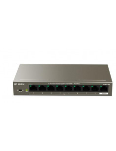 IP-COM 9-Port Fast Unmanaged Switch With 8-Port PoE