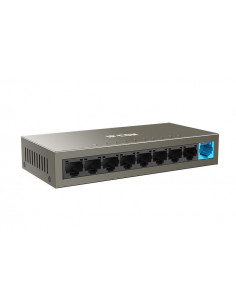 Switch IP-COM F1109D unmanaged 9-PORT IEEE 802.3 IEEE 802.3u