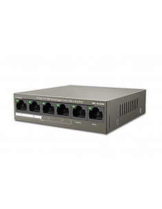 Switch IP-COM F1106P-4-63W 6-Port 10/100Mbps Desktop unmanaged