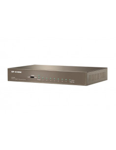 IP-COM 8-Port 10/100/1000Mbps Desktop Switch Gigabit