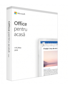 Licenta retail Microsoft Office 2019 Home and Student English