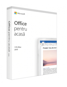 Licenta retail Microsoft Office 2019 Home and Student Romanian