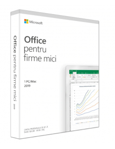 Licenta retail Microsoft Office 2019 Home and Business English