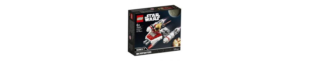 Cauti Lego Star Wars la preturi mici?  Alege din oferta ROUA.ro